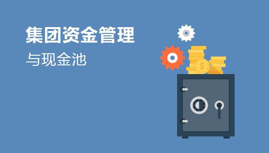 財務經理培訓課程-集團資金集中管理與現金池
