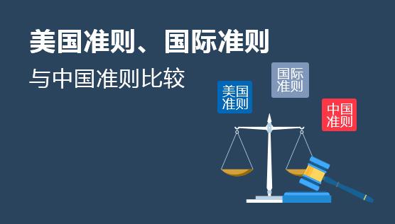 財務經理培訓課程-美國準則、國際準則與中國準則比較